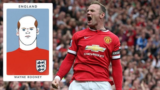 Rooney trông như ông cụ dù chưa đầy 30 tuổi