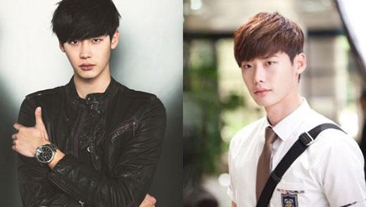 Tương tự với Kim Woo Bin, Lee Jong Suk bắt đầu sự nghiệp với vai trò là người mẫu từ năm 16 tuổi (2005). Khi đó, anh được xem là chàng người mẫu trẻ tuổi nhất trên sàn thời trang. May mắn anh đã lọt vào tầm ngắm của các nhà làm phim và nhận được vai diễn nhỏ trong phim Secret Garden (2010). Từ đó, sự nghiệp của Lee Jong Suk lên như diều gặp gió và hiện tại anh đã có một vị trí nhất định trong lòng công chúng Hàn Quốc cũng như là một trong 4 'nam thần' Hàn Quốc nổi đình đám tại Trung Quốc.
