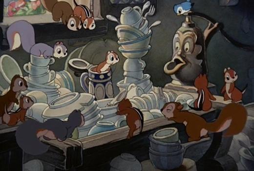 Hài hước 15 điều sẽ mãi chỉ có trong phim hoạt hình