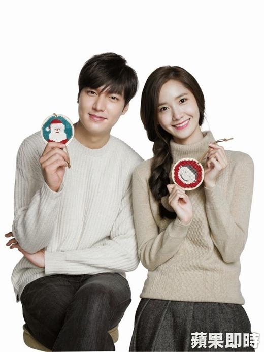 Cả Lee Min Ho và Yoona đều là những gương mặt đại diện lâu năm của nhãn hàng Innisfree. Trước đó cả hai cùng hợp tác với nhau trong những mẩu quảng cáo của nhãn hàng áo khoác thể thao Eider và nhận được nhiều sự hưởng ứng của công chúng.