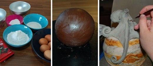 Thật sự ngưỡng mộ tài năng của các bậc thầy làm bánh