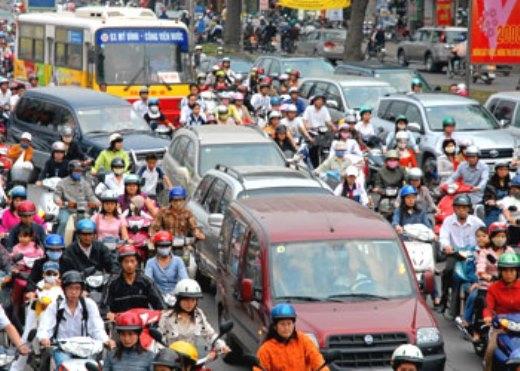 Bằng lái xe do Việt Nam cấp có thể sử dụng ở hơn 70 quốc gia