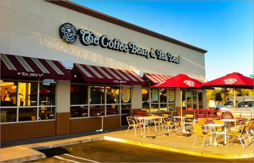 Những cửa hàng của Coffee Bean luôn là điểm đến yêu thích của giới trẻ thành thị