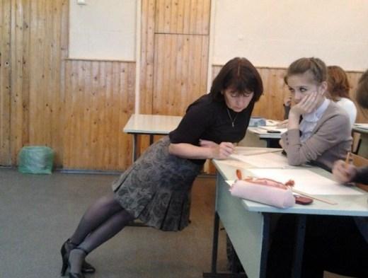 Cô giáo biểu diễn tài năng