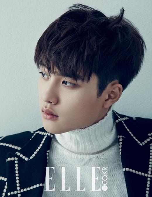 D.O (EXO) bị nhân vật trong phim ám ảnh