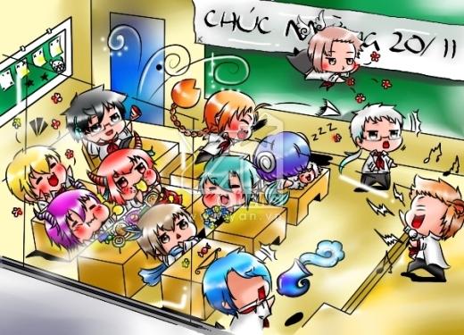 """Lớp học cũng giống như một xã hội thu nhỏ, có người nổi bật, có người suốt  ngày cứ """"im im"""". Hãy cùng tìm hiểu nhóm 5 cung hoàng đạo luôn là tâm ..."""