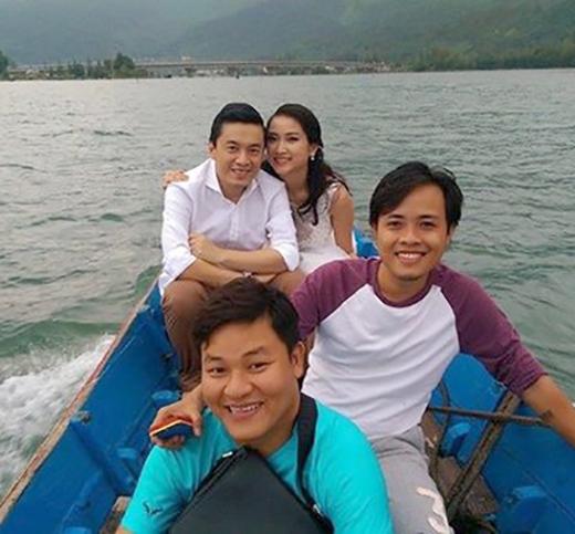 Đôi vợ chồng chênh nhau 16 tuổi đã âm thầm ra Đà Nẵng để chụp ảnh cưới - Tin sao Viet - Tin tuc sao Viet - Scandal sao Viet - Tin tuc cua Sao - Tin cua Sao