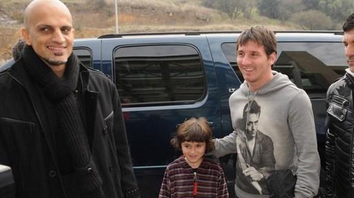 5 vụ bê bối nổi tiếng của Messi trong sự nghiệp