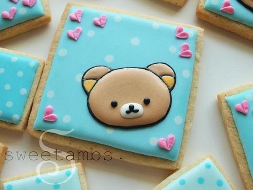 Trầm trồ với những chiếc bánh quy thiết kế siêu dễ thương