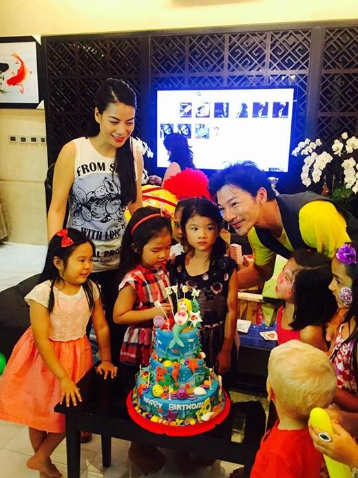 Hai vợ chồng Trương Ngọc Ánh - Trần Bảo Sơn cùng tổ chức tiệc sinh nhật cho con gái - Tin sao Viet - Tin tuc sao Viet - Scandal sao Viet - Tin tuc cua Sao - Tin cua Sao