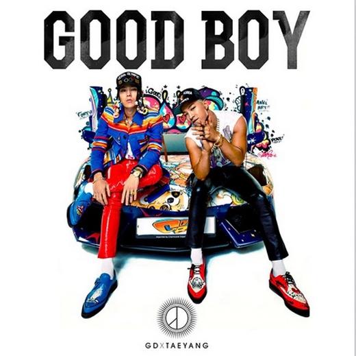 Taeyang không ngừng 'quảng bá' cho đưa con tinh thần của anh cùng G-Dragon