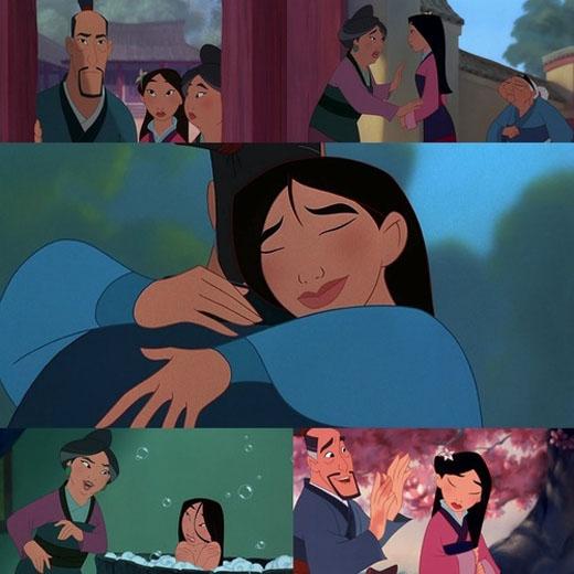 Bạn có thể kể tên bao nhiêu bộ phim của Disney mà trong đó nhân vật chính còn cả bố lẫn mẹ ? Sự thật là chỉ có một số ít mà thôi, đó là Tangled, 101 chú chó đốm và Hoa Mộc Lan.