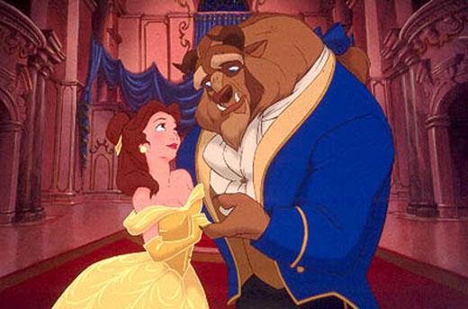Bạn có bao giờ thắc mắc không biết nhân vật Quái vật trong Giai nhân và Quái vật là loại thú gì không? Một người làm phim trong êkíp đã tiết lộ trong một bài phỏng vấn rằng Quái vậtđược tổng hợp từ trâu, khỉ đột, gấu, sư tử, lợn lòi đực và sói.