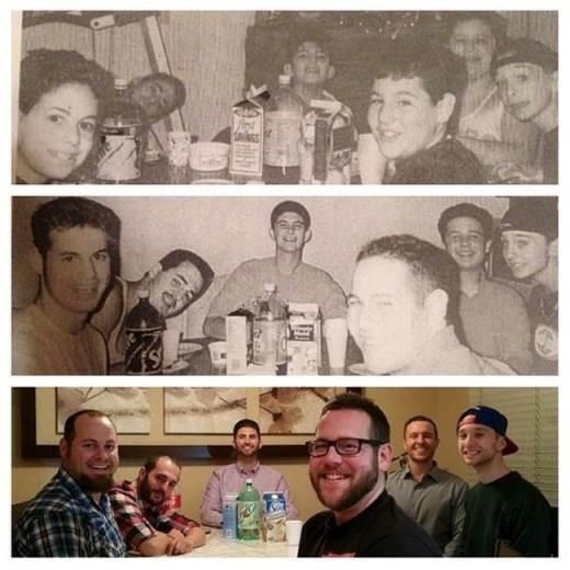 Chúng ta vẫn sẽ mãi là 6 anh em 'siêu nhân'