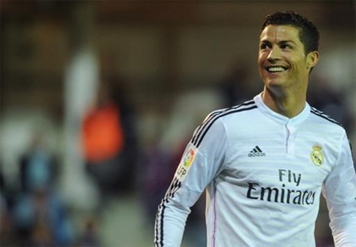 Ronaldo đang ghi bàn như một cỗ máy. Ảnh: AFP