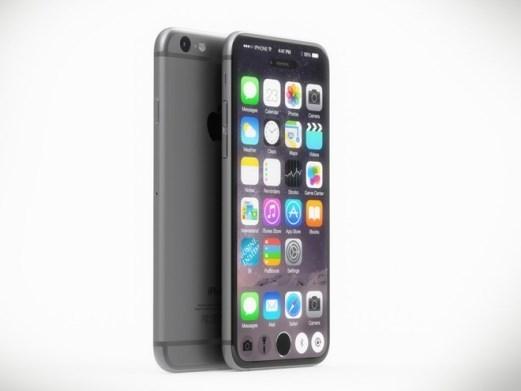 iPhone 7: Nút Home trong màn hình, camera như DSLR