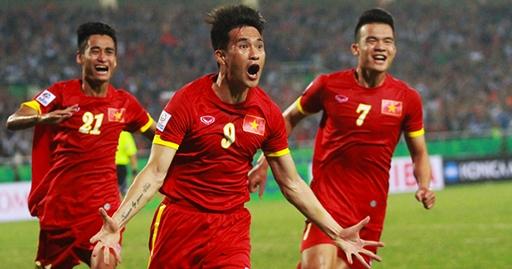 Dù gặp nhiều khó khăn nhưng Công Vinh đã không phụ lòng HLV Miura và NHM khi ghi bàn cho tuyển Việt Nam