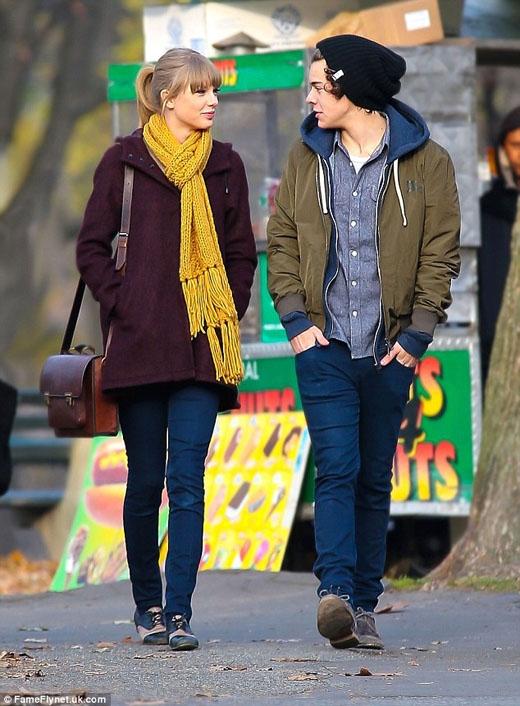 Taylor Swift: Không có gì là hạnh phúc mãi mãi