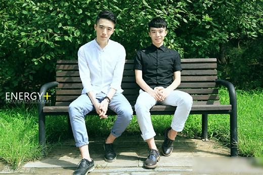 Những cặp anh em sinh đôi điển trai như tượng thần