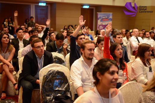 Bạn đã sẵn sàng cho sự kiện thanh niên quốc tế lớn nhất 2015?