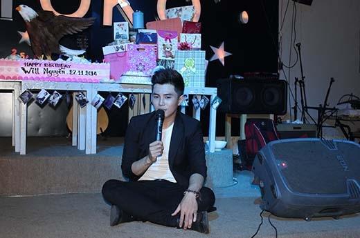 Will (365) đón sinh nhật sớm bằng quà độc của fan - Tin sao Viet - Tin tuc sao Viet - Scandal sao Viet - Tin tuc cua Sao - Tin cua Sao