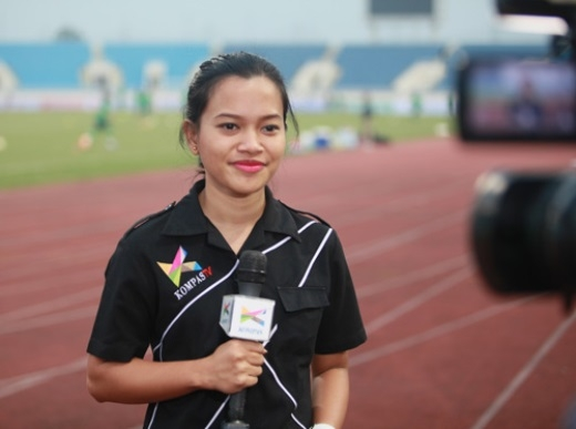 Một phóng viên của KompasTV, một trong những hãng tin hàng đầu của Indonesia cho biết, các kênh truyền hình, báo chí Indonesia đã cử hàng chục phóng viên đến Việt Nam