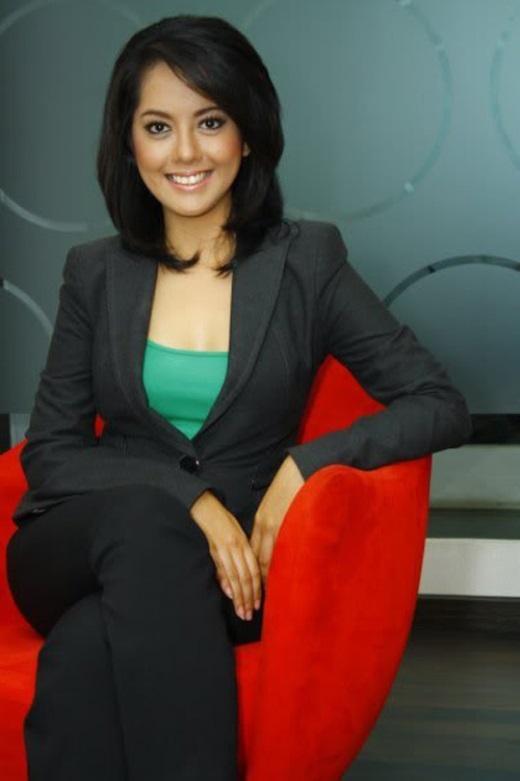 Cô gái sinh năm 1983 này là một cái tên quen thuộc của truyền hình Indonesia