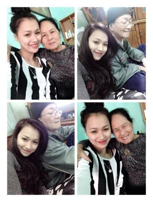 Tít và ông bà ngoại