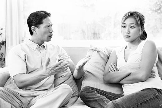 Số phận khác nhau của hai người phụ nữ kết hôn 10 năm