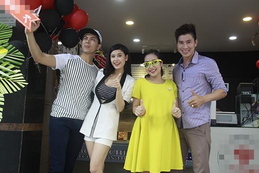 Cặp đôi Tim - Trương Quỳnh Anh cũng có mặt - Tin sao Viet - Tin tuc sao Viet - Scandal sao Viet - Tin tuc cua Sao - Tin cua Sao