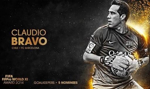 Top 5 thủ môn xuất sắc nhất thế giới năm 2014