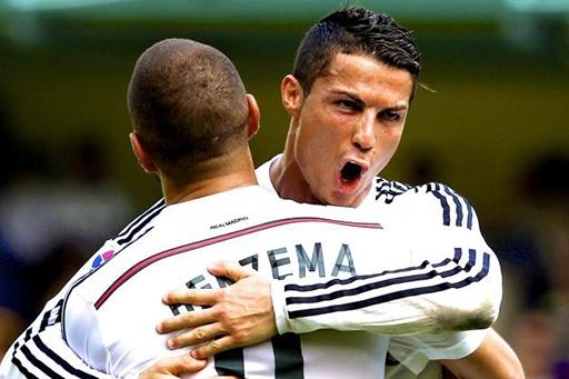 Ronaldo ngày càng vào phom