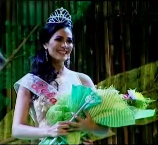 Dù vậy Maita vẫn đăng quang ngôi hoa hậu