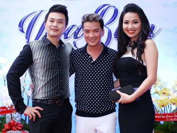 Lê Khánh lần đầu công khai bạn trai trước báo giới trong sự kiện của Đàm Vĩnh Hưng - Tin sao Viet - Tin tuc sao Viet - Scandal sao Viet - Tin tuc cua Sao - Tin cua Sao