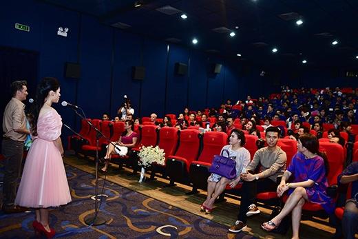 Tại phòng chiếu phim, Đàm Vĩnh Hưng đã gửi lời cảm ơn và chia sẻ những câu chuyện chân thành nhất về bộ phim - Tin sao Viet - Tin tuc sao Viet - Scandal sao Viet - Tin tuc cua Sao - Tin cua Sao
