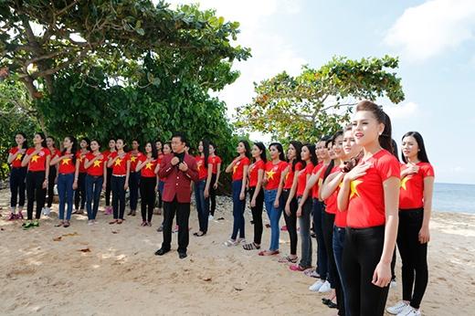 Thí sinh Hoa hậu Việt Nam hào hứng với hoạt động đầu tiên - Tin sao Viet - Tin tuc sao Viet - Scandal sao Viet - Tin tuc cua Sao - Tin cua Sao