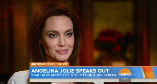 Angelina Jolie lần đầu tiết lộ những thay đổi sau hôn nhân
