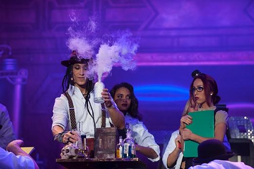 Á quân Australia's Got Talent 2011 - ảo thuật gia hàng đầu thế giới đến Việt Nam