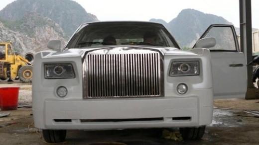 Chiếc Rolls-Royce phiên bản Việt