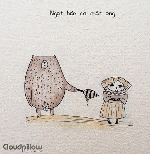 Mùa tủ lạnh đã về, bạn đã có gấu chưa?