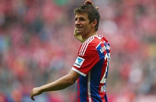 1. Thomas Muller từ Bayern Munich sang Manchester United.