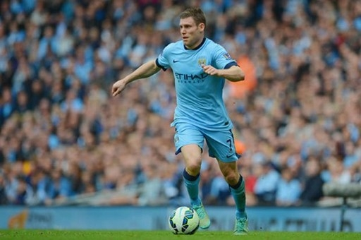 7. James Milner từ Man City đến Arsenal.