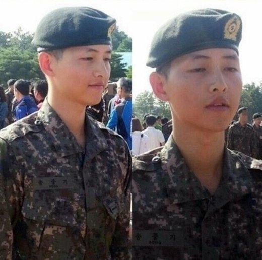 Mỹ nam Hàn khiến fan 'đứng ngồi không yên' chờ ngày xuất ngũ