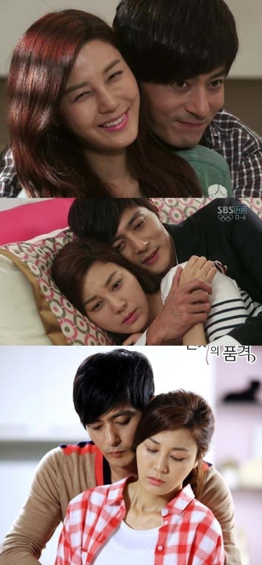 'Tất tần tật' những kiểu ôm sau lưng trên màn ảnh Hàn