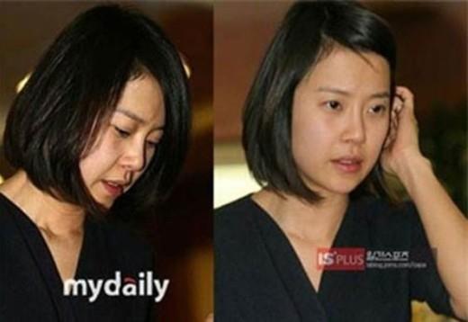 Những mỹ nhân Hàn điêu đứng vì bị bạn trai tung ảnh nóng