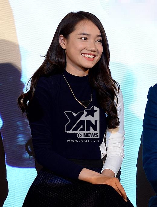 Nhã Phương sung sướng vì được đóng phim cùng Eunhyuk (Suju)