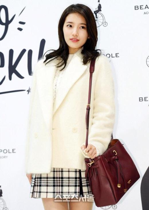 'Ngất ngây' với vẻ đẹp 'nữ thần' của Suzy