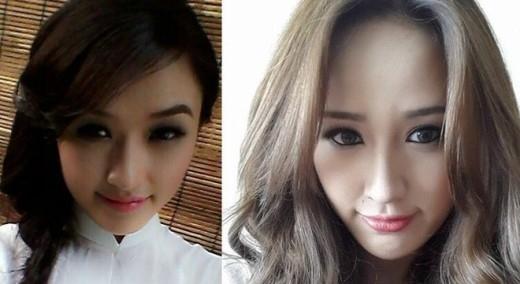Theo báo Gia đình Việt Nam, Phạm Phương Chi, sinh năm 1994, sinh viên HV Báo chí và Tuyên truyền, là cô gái một thời gây sốt vì có ngoại hình giống hệt Hoa hậu Việt Nam năm 2006 - Mai Phương Thúy.