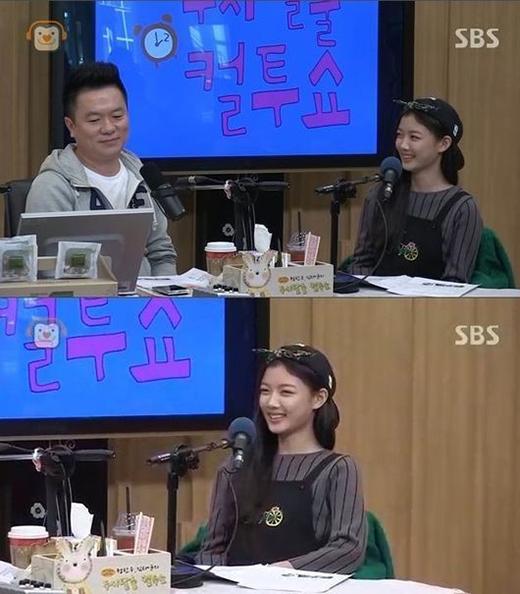Baekhyun và Suho (EXO) thích chọc ghẹo Kim Yoo Jung