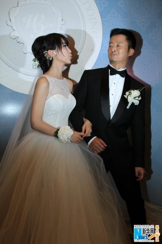 Những đám cưới lãng mạn như phim của sao Hoa ngữ năm 2014